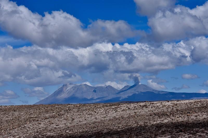Abra Patapampa Pass, Caylloma, Peru