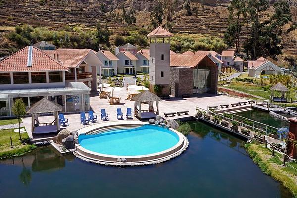 Peru luxe (4-5 sterren niveau)