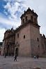 Catedral de la ciudad del Cuzco
