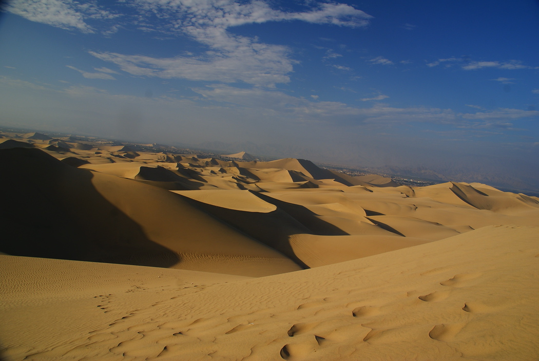 A travel photo from the Huacachina desert - Ica, Peru.  This is a travel photo from Huacachina-Ica, Peru.  To purchase this photo click on it or to view the rest of my gallery from Huacachina-Ica, Peru click here.