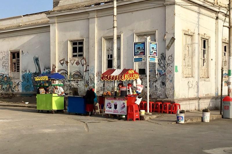 Huanchaco, La Libertad, Peru