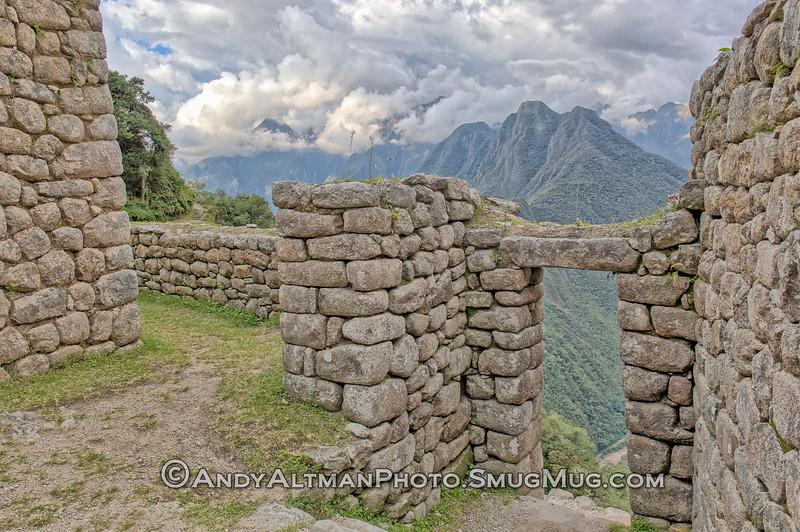Winay Wayna Doorway
