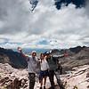 Lares trek pass 4750m (15,583 ft)