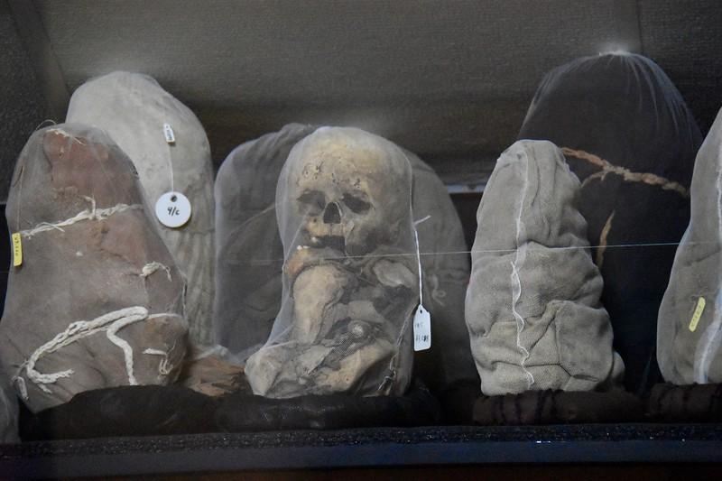 Leymebamba Museum, Amazonas, Peru