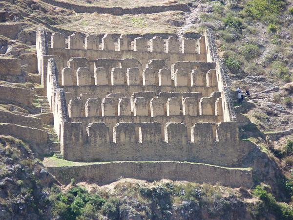 MAY 2011 Ollantaytambo Ruins