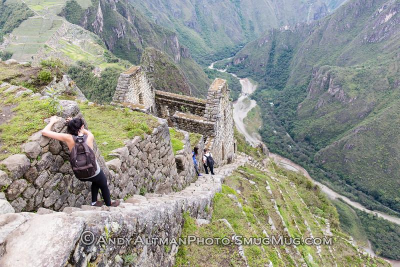 Huayna Picchu Path
