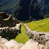 """Stones steps of Machu Picchu, Peru.  This is a travel photo from Machu Picchu, Peru. <a href=""""http://nomadicsamuel.com"""">http://nomadicsamuel.com</a>"""