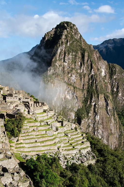 peru, machu picchu, ruins, inka