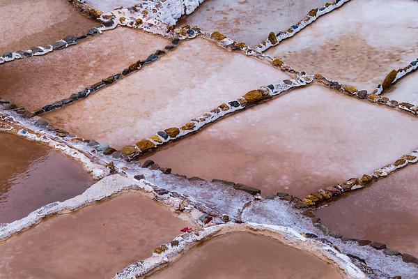 peru, sacred valley, maras, inka salt mines