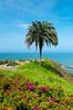 The Miraflores coastal park in Lima, Peru, South America.