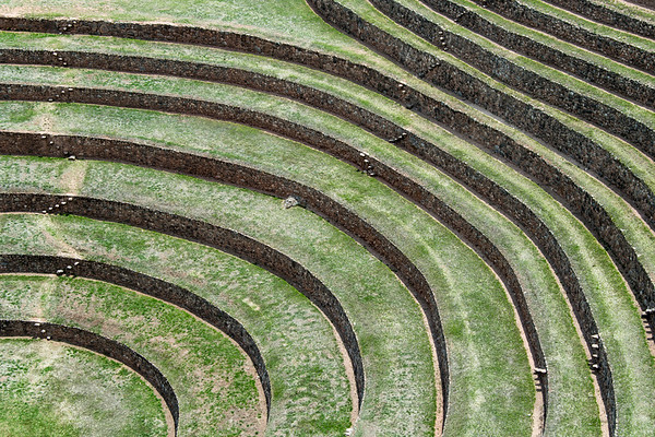 peru, sacred valley, moray, inks terrace farm