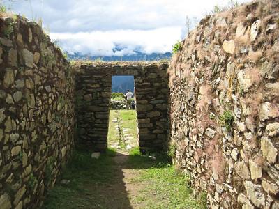 """Лактапата. """"Город на холме"""" - последняя верхняя точка тропы инков  от священной Салкантай до Мачу Пикчу/Laktapata. """"The city on the hill"""" - the latest top point of the sacred Inca trail Salkantay to Machu Picchu."""