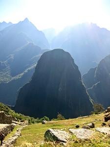 Мачу-Пикчу. Вершина Путукуси/Machu Picchu. Sacred Mountain Putukusi