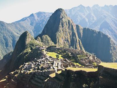 Мачу-Пикчу. 22 июня 2010/Machu Picchu. June 22, 2010..
