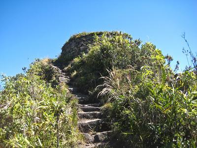 Мачу-Пикчу, почти на вершине../Machu Picchu, almost on top ..