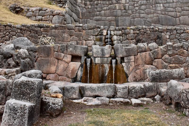 Tambo Machay, Cusco, Peru