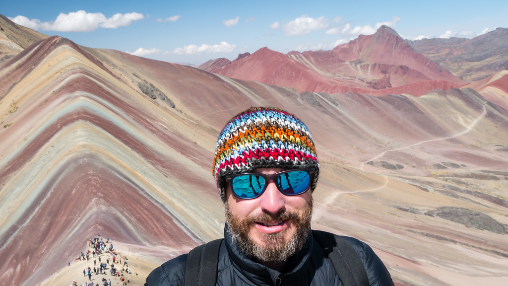 Rainbow Mountain Cusco Peru
