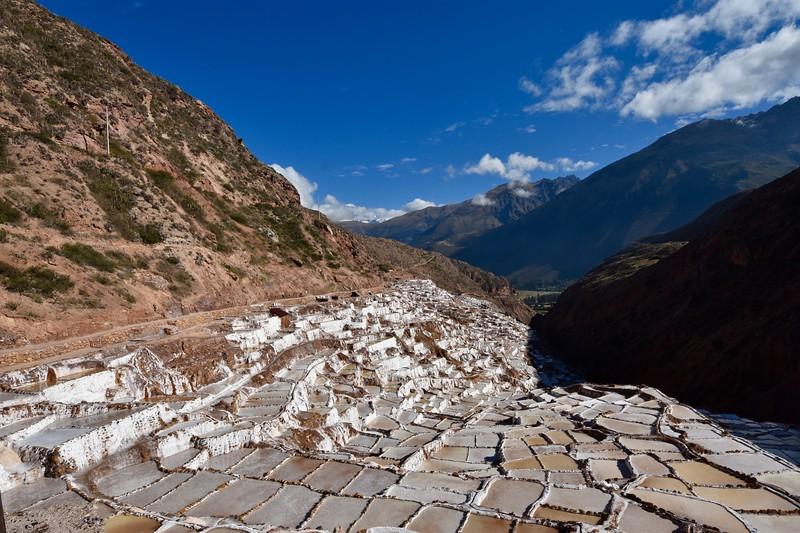 Salinas de Maras, Cusco, Peru