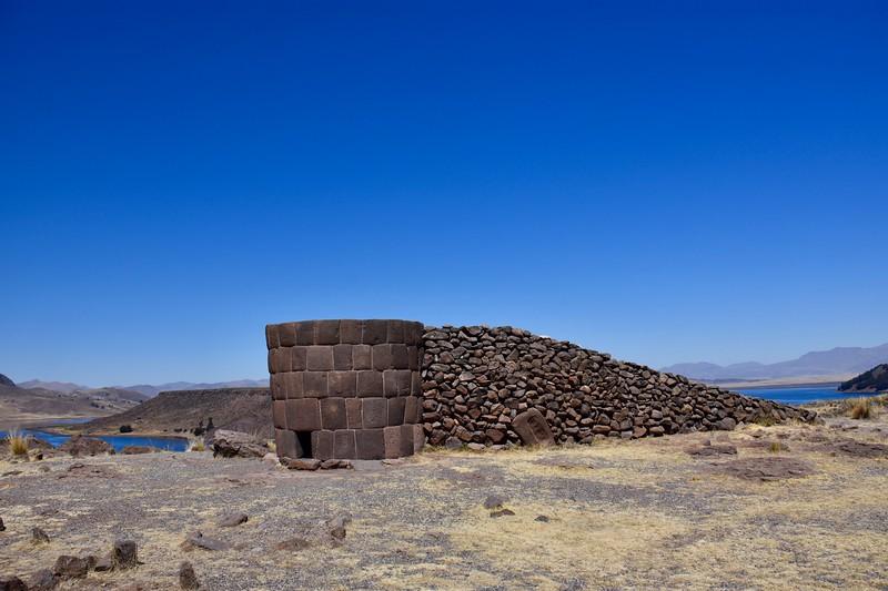 Sillustani, Lake Umayo, Peru