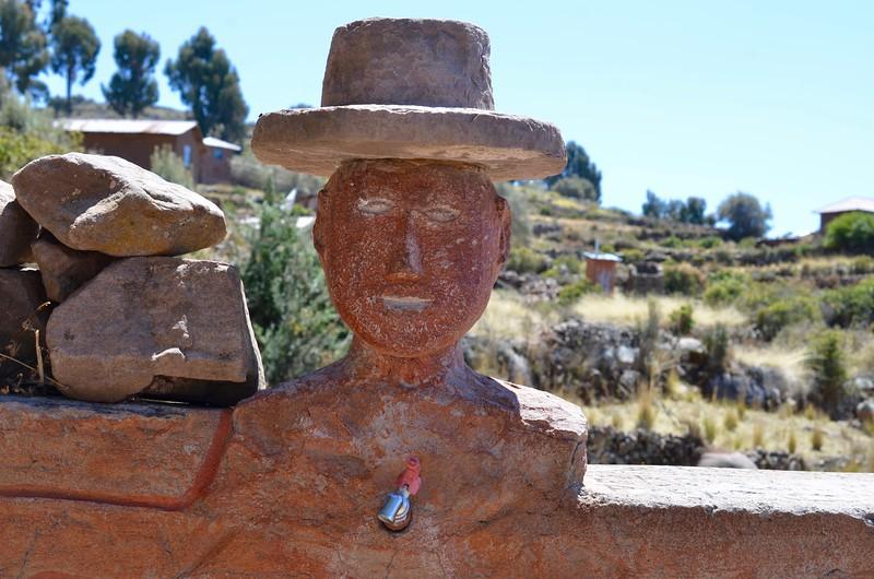 Taquile, Lake Titicaca, Peru