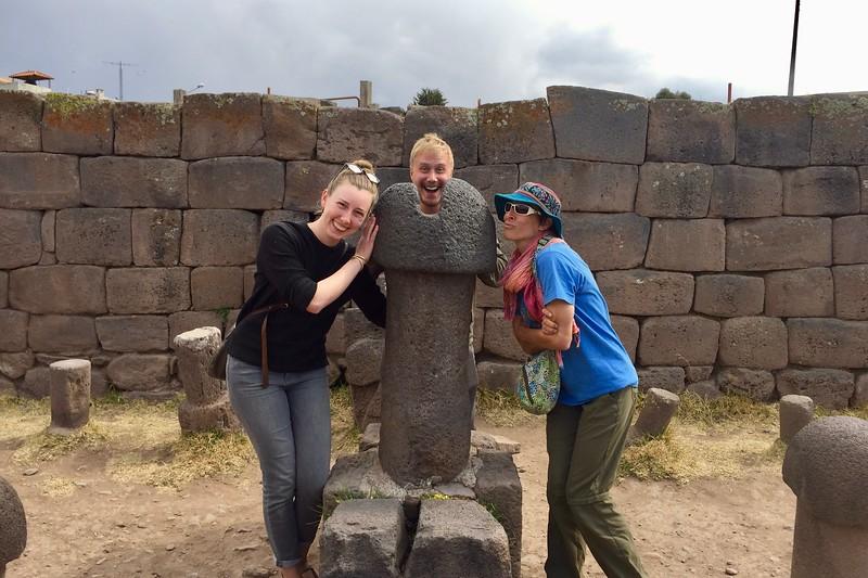 Inka Uyu, Chuicuito, Peru