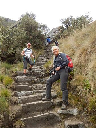 Тропа Инков. Inka trail