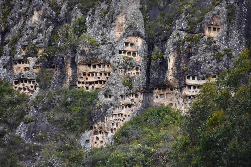 Ventanillas de Combaya, Cajamarca, Peru