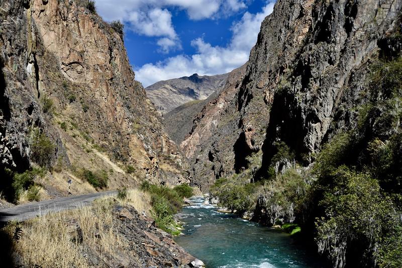 Rio Canete, Lima, Peru