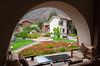 The Sonesta Posada del Inca Hotel in Yucay, Peru, South America.
