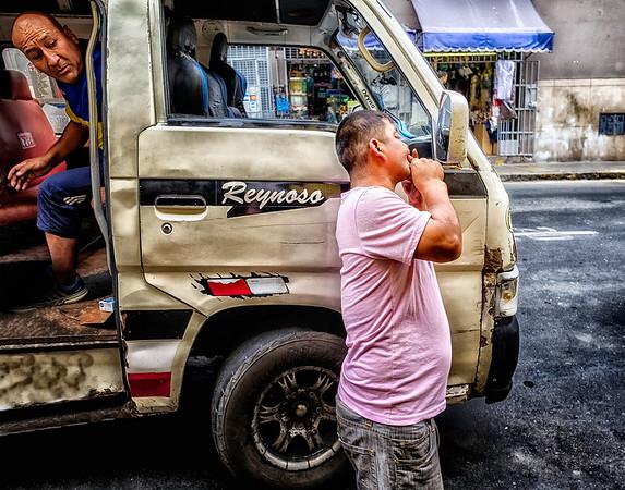 Grooming on the Street
