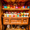 Colorful Cupboard
