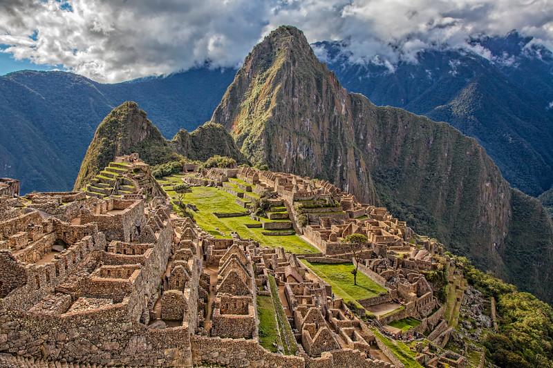 Machu Picchu 1769