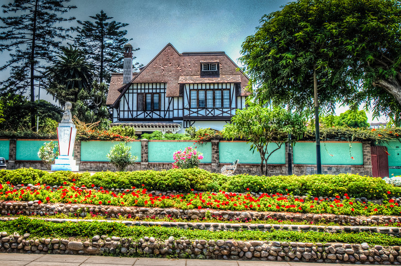 Barranco District