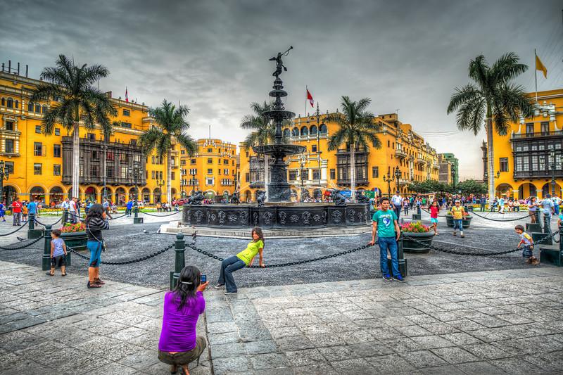 City Square Lima