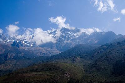 Andes, Peru