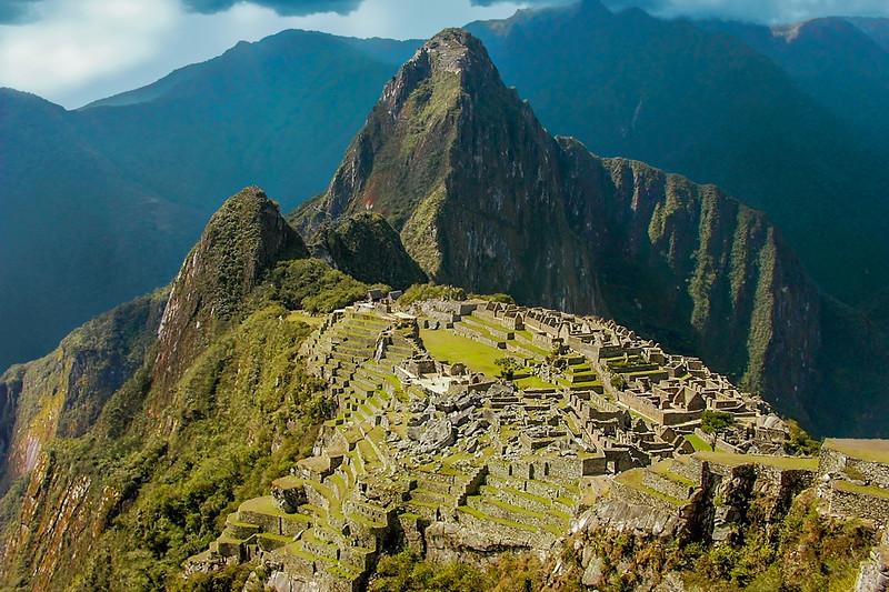 Machu Picchu - High View