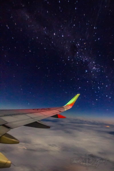 Flying with the Stars
