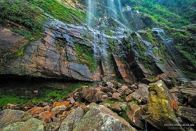 Ahuashiyacu Waterfall, Peru