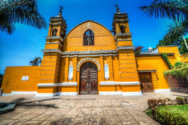 Ermita Church