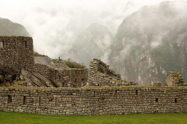 Granite Stones, Machu Picchu, Peru