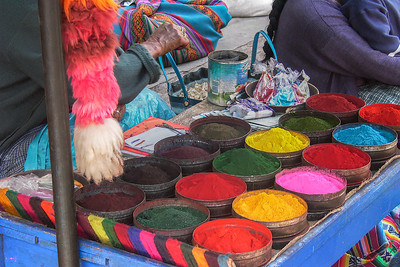 The Dye Sellers
