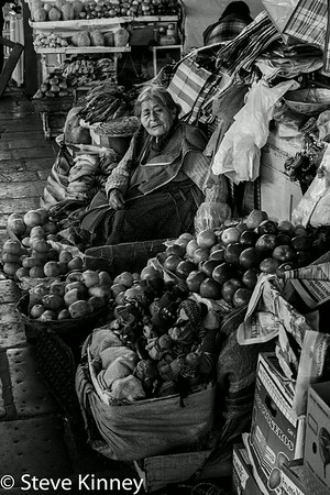 Apple Seller