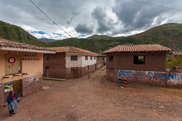 The following photos were taken from the Andean Explorer.