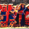 Dancers at the Inti Raymi Festival, Cusco, Peru