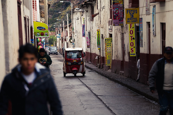 Streets of Urubamba