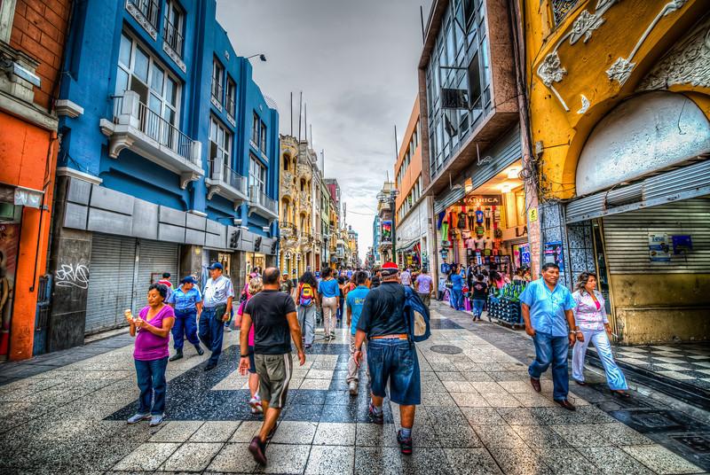 Shopping Lima