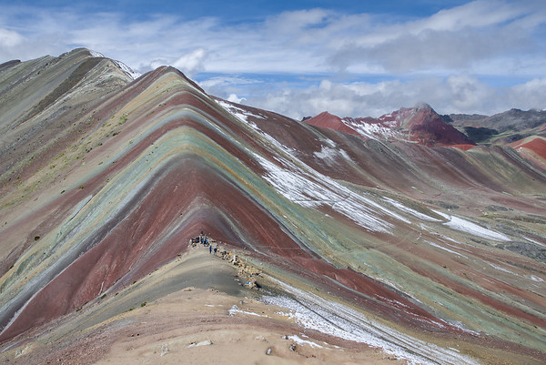 The Rainbow Mountain, Peru