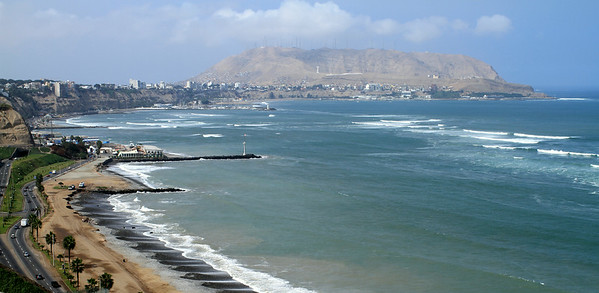 Lima shore views