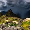 Stormy Machu PIchuu