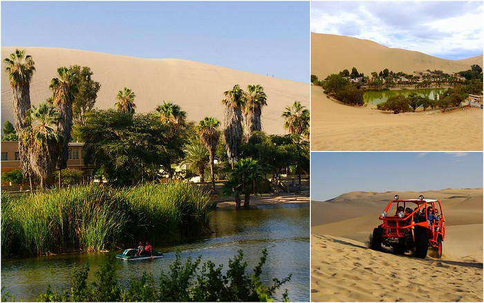 Huacachina - easy weekend trips from Lima